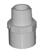poultry waterer pvc adapter
