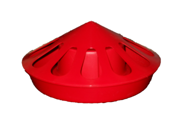 12 round baby chicken feeder