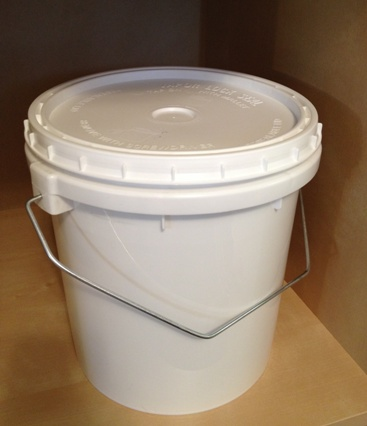 Bucket for Chicken watering